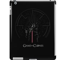 Game Of Clones iPad Case/Skin