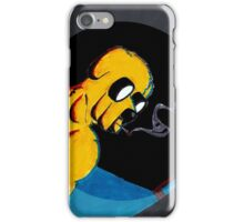 Jake the Dog! (Original Art) iPhone Case/Skin