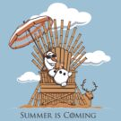Summer Is Coming by studown