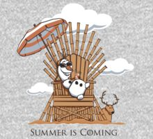 Summer Is Coming Kids Clothes