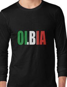Olbia. Long Sleeve T-Shirt