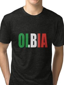Olbia. Tri-blend T-Shirt