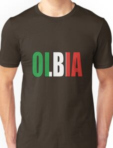 Olbia. Unisex T-Shirt