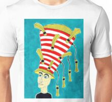 1920's English Cloche Unisex T-Shirt
