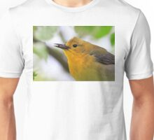 Prothonotary Warbler Unisex T-Shirt