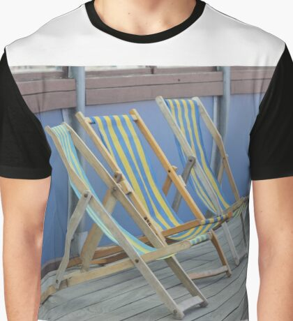 Two Chairs Graphic T-Shirt
