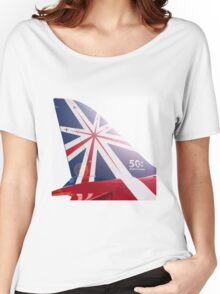 Red Arrows - 50th Display Season Women's Relaxed Fit T-Shirt