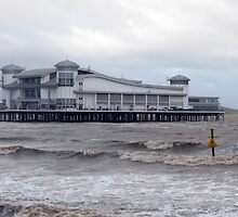 The Grand Pier at Weston-super-Mare by trish725