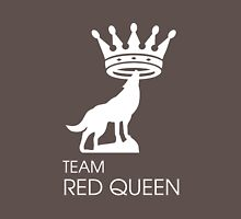 Team Red Queen (Ruby & Regina - OUAT) Unisex T-Shirt