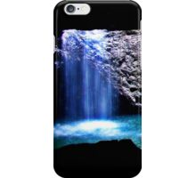 The secret waterfall bridge iPhone Case/Skin