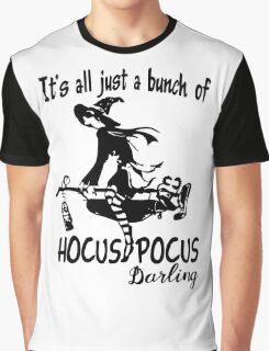 Halloween - Hocus Pocus Graphic T-Shirt