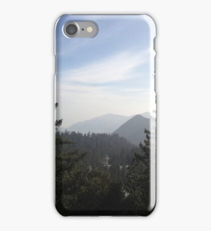 Mt. Baldy iPhone Case/Skin