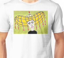 14th Century Venetian Escoffion Unisex T-Shirt