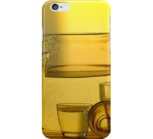 Still life in afterglow iPhone Case/Skin