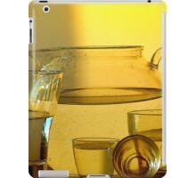 Still life in afterglow iPad Case/Skin