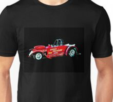 Drag car Unisex T-Shirt