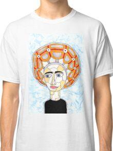 14th Century Italian Escoffion Classic T-Shirt
