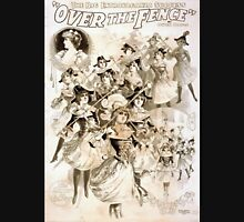 Performing Arts Posters The big extravaganza success Over the fence by Owen Davis 1134 Unisex T-Shirt