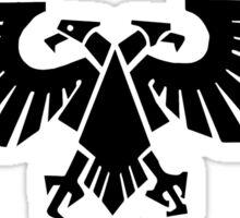 Imperium Of Man Aquia Sticker