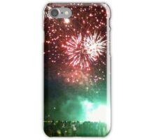 Fireworks Display iPhone Case/Skin