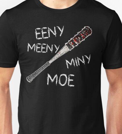 Barbed Wire Baseball Bat Unisex T-Shirt