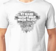Hairy Chest  Unisex T-Shirt