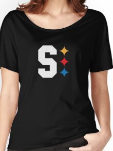 COLOR RUSH Women's Relaxed Fit T-Shirt