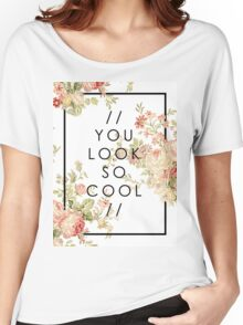 The 1975 - Robbers Floral Women's Relaxed Fit T-Shirt