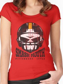 SMASH MOUTH FOOTBALL (vintage) Women's Fitted Scoop T-Shirt