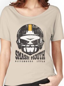 SMASH MOUTH FOOTBALL (vintage) Women's Relaxed Fit T-Shirt