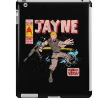 The Mighty Jayne iPad Case/Skin