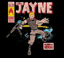 The Mighty Jayne by foureyedesign