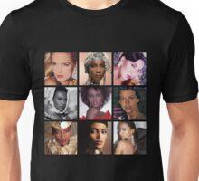 When Supermodels Ruled The World! Runway Divas Unisex T-Shirt