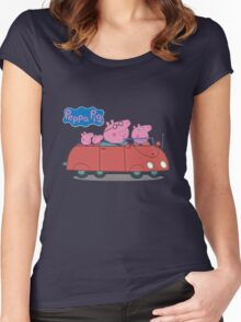 Daddy Holiday Women's Fitted Scoop T-Shirt