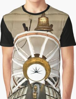 HELM AND BELL Graphic T-Shirt