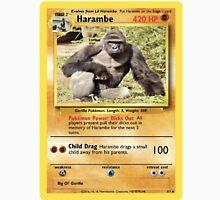 Harambe Pokemon Card Unisex T-Shirt