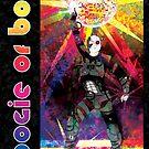 Boogie Borg by merrypranxter