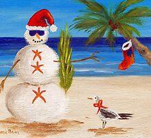 Christmas Sandman by jfrier
