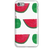 Apples & Watermelons! iPhone Case/Skin