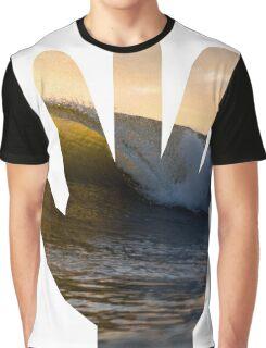 Wave - version 1 Graphic T-Shirt