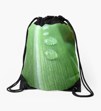 Roser du matin Drawstring Bag