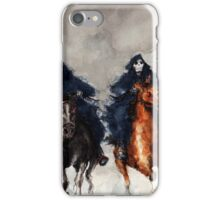 Four Horsemen of the Apocalypse iPhone Case/Skin