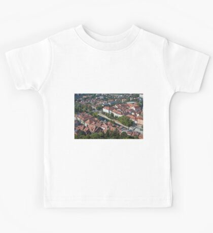 City of Ljubljana, Slovenia. Kids Tee