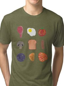 Full English! Tri-blend T-Shirt