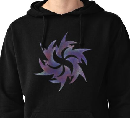 The Void Knot Pullover Hoodie