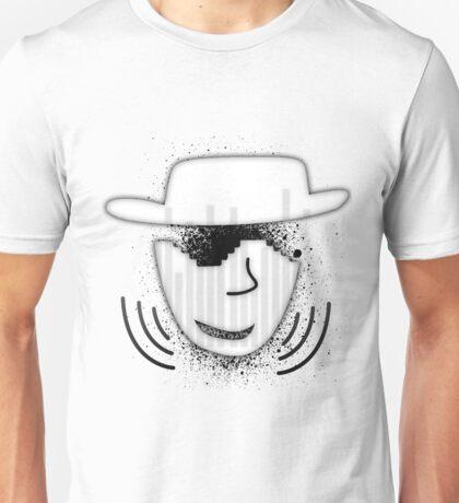 Devin Millar Raving Splatter Unisex T-Shirt