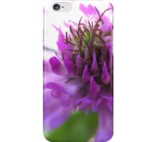 Over The Clover iPhone Case/Skin