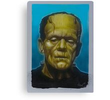 Frankenstein Monster Canvas Print