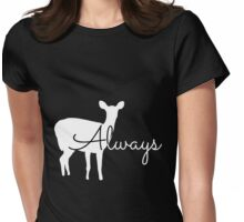 Always Patronus Womens Fitted T-Shirt