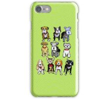 Cutout DOGS iPhone Case/Skin